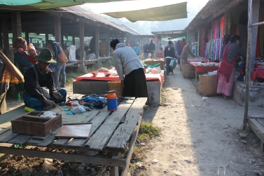 Market setting-up