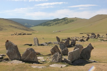 The deer stone monuments